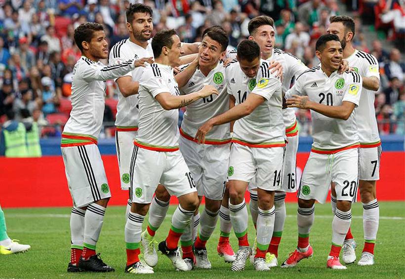 México 2-1 Rusia: La anfitriona eliminada y el Tri en semis | El Imparcial de Oaxaca