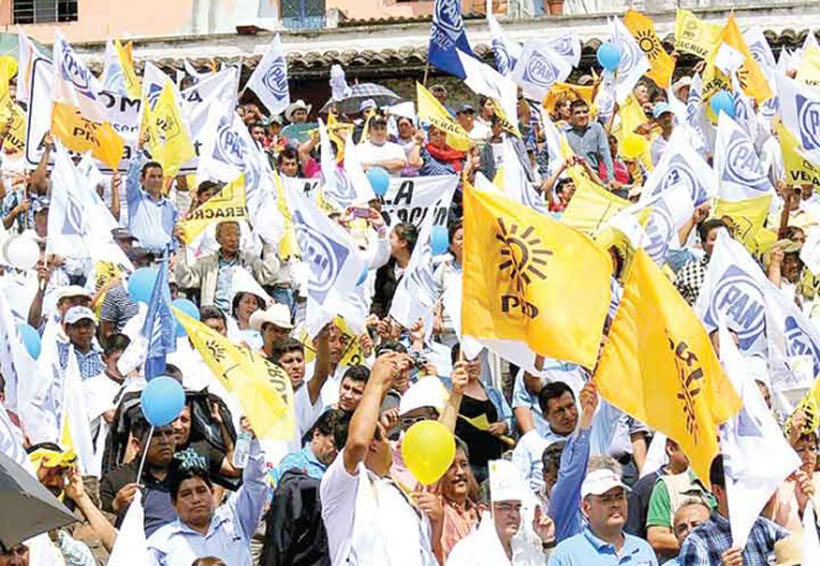 Elecciones presidenciales 2018: frente opositor dividido | El Imparcial de Oaxaca