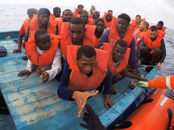 Rescatan a casi 5 mil inmigrantes en el Mediterráneo en las últimas 24 horas | El Imparcial de Oaxaca