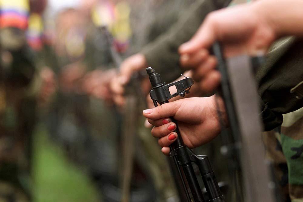 Día histórico para Colombia: las FARC consuman la dejación de armas | El Imparcial de Oaxaca
