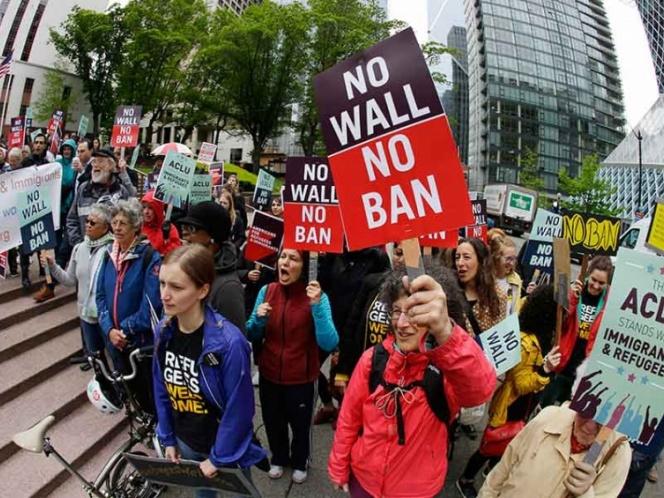 Entran en vigor medidas antimigratorias de Trump | El Imparcial de Oaxaca