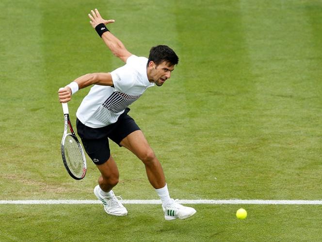 Djokovic no cede set; avanza a semis en Eastbourne | El Imparcial de Oaxaca