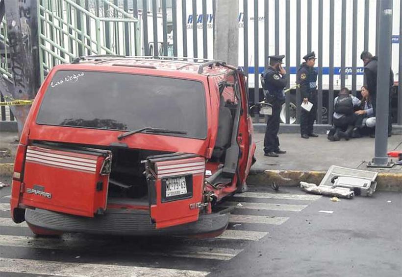 Un niño muerto y 5 heridos en accidente de transporte escolar | El Imparcial de Oaxaca