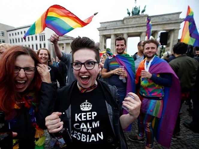 Alemania aprueba la legalización del matrimonio homosexual   El Imparcial de Oaxaca