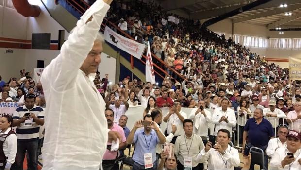 AMLO abre la puerta a alianzas rumbo a elecciones presidenciales de 2018   El Imparcial de Oaxaca