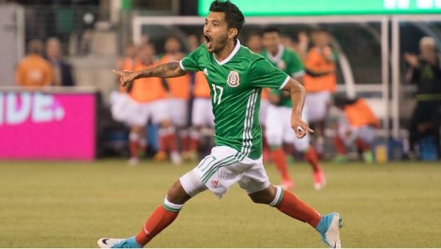 Jesús 'Tecatito' Corona se niega a ir a la Copa Confederaciones   El Imparcial de Oaxaca