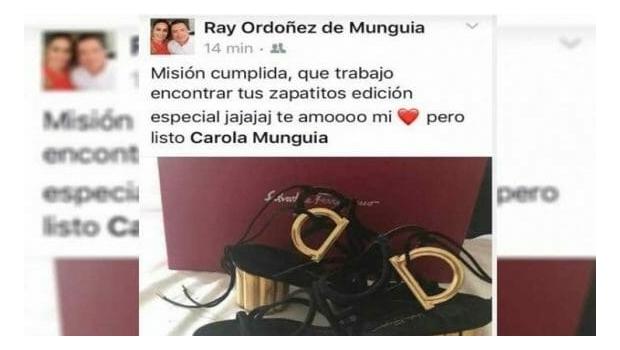 Delegado de la SEP en Hidalgo presume zapatillas de 17 mil pesos en Facebook | El Imparcial de Oaxaca