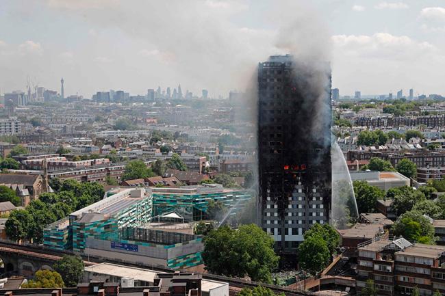 Incendio en Londres deja por lo menos 6 muertos y varios desaparecidos | El Imparcial de Oaxaca