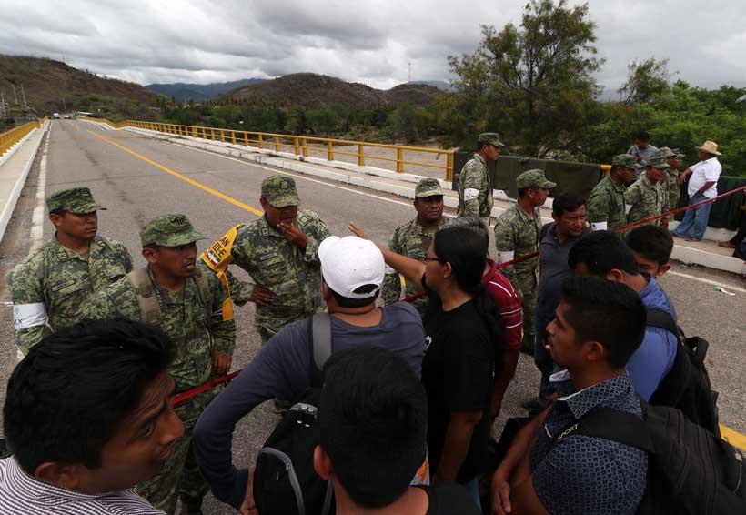 Después de la tormenta Beatriz…  no regresa la calma | El Imparcial de Oaxaca
