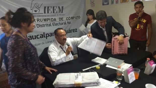 Video: Ignoran petición de revisión pese a irregularidad de 400 votos en casilla de Naucalpan | El Imparcial de Oaxaca