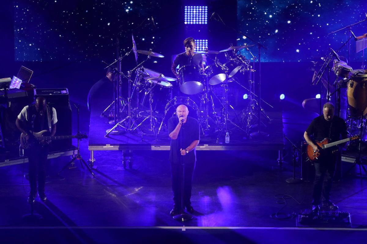 Hospitalizan a Phil Collins tras sufrir una caída   El Imparcial de Oaxaca