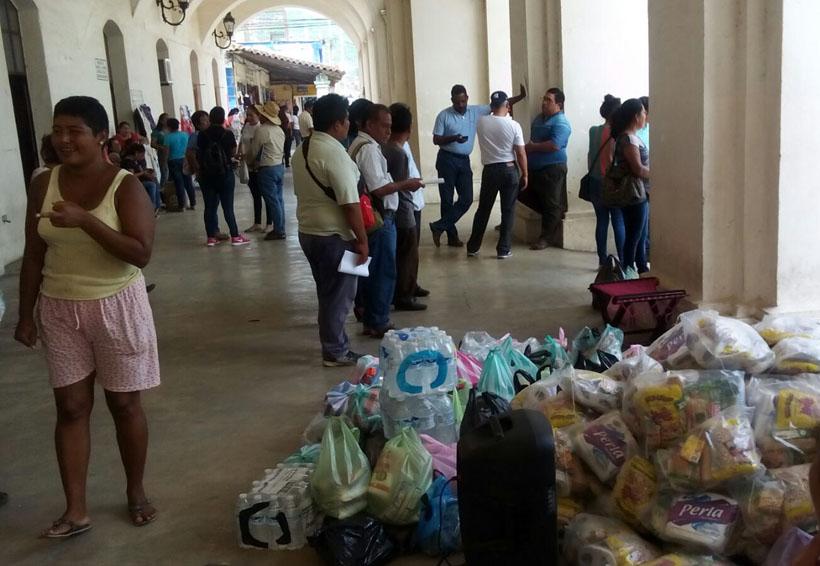 En el Istmo instala S-22 bloqueos y mesa de colecta | El Imparcial de Oaxaca