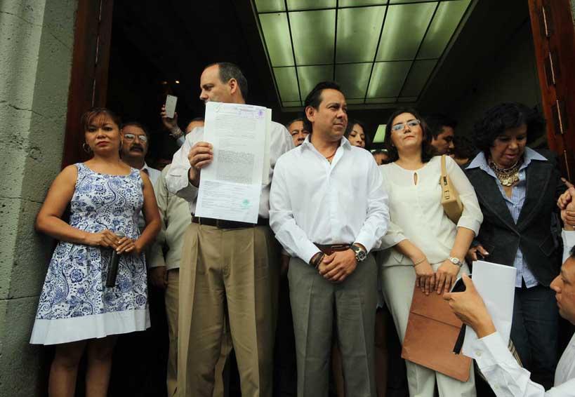 Denuncia sin resultados | El Imparcial de Oaxaca