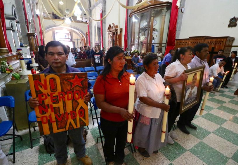 """Párroco de Nochixtlán crítica a los """"líderes""""   El Imparcial de Oaxaca"""