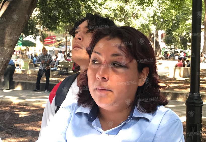 Denuncia haber sido golpeada por el Coordinador General de Derecho de la UABJO | El Imparcial de Oaxaca