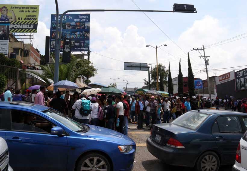 Bloquea S-22 sedes de capacitación para regularizados | El Imparcial de Oaxaca