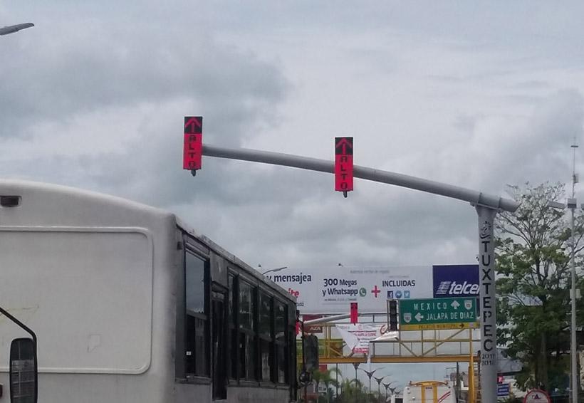 Requieren estudio para instalación de semáforos en Tuxtepec   El Imparcial de Oaxaca