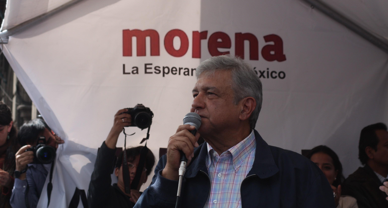 INE pretende prohibir aparición de AMLO en spots de Morena | El Imparcial de Oaxaca