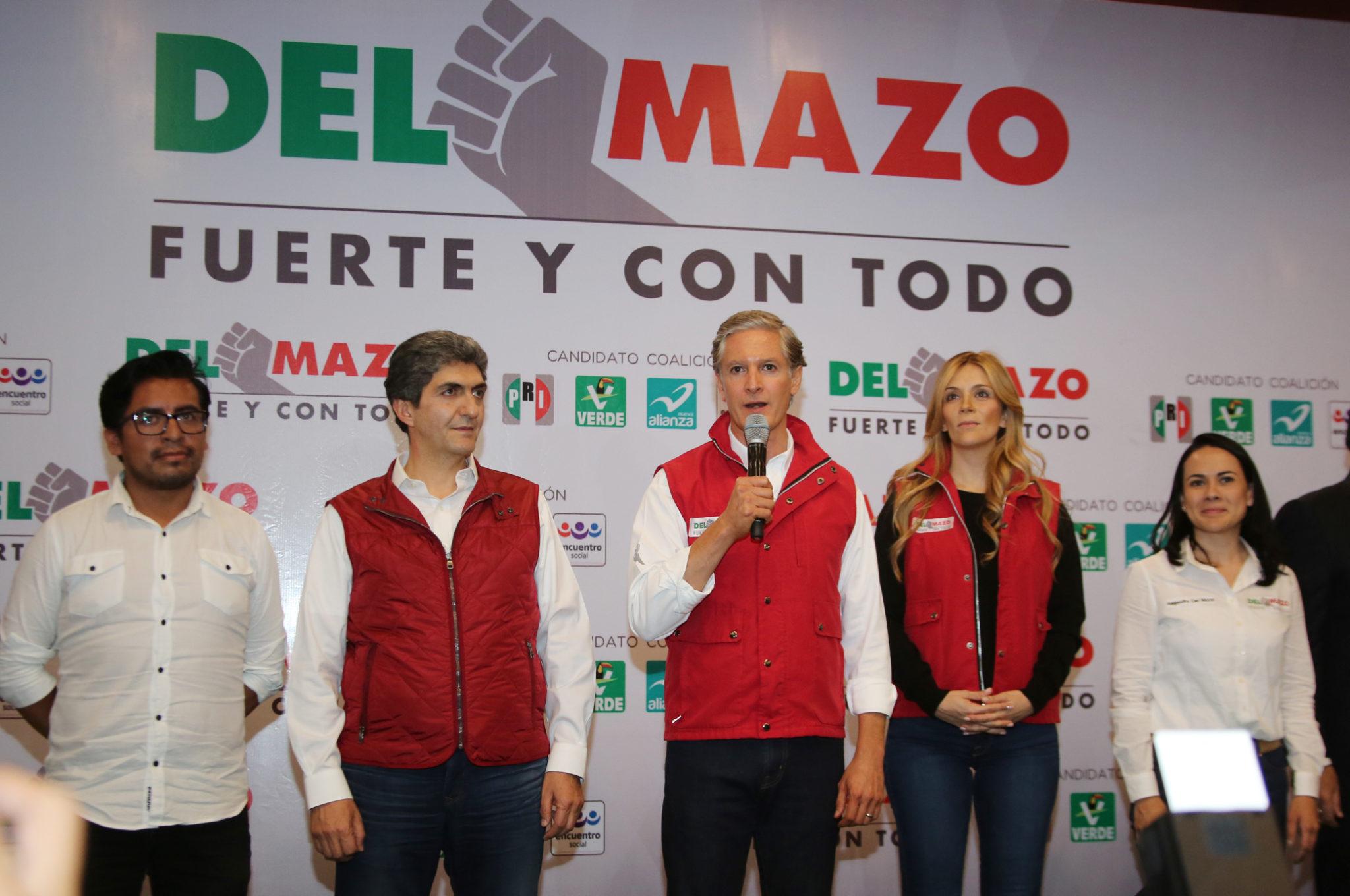 Defensa del voto en Edomex, por la vía jurídica: Morena; carpetas, una vacilada: PRI | El Imparcial de Oaxaca