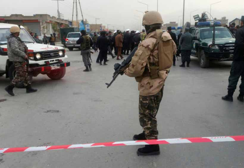 Mueren seis personas en Kabul tras ataque suicida en mezquita   El Imparcial de Oaxaca