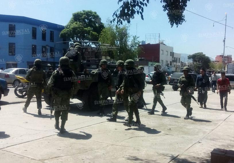 Hoy operativos policíacos en Oaxaca | El Imparcial de Oaxaca