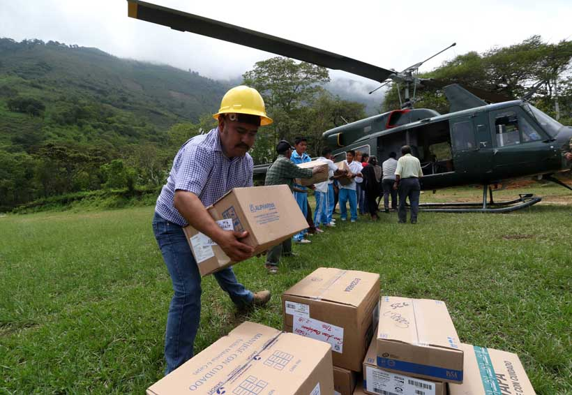 4 mil personas de Ozolotepec  enfrentan escasez de alimentos | El Imparcial de Oaxaca