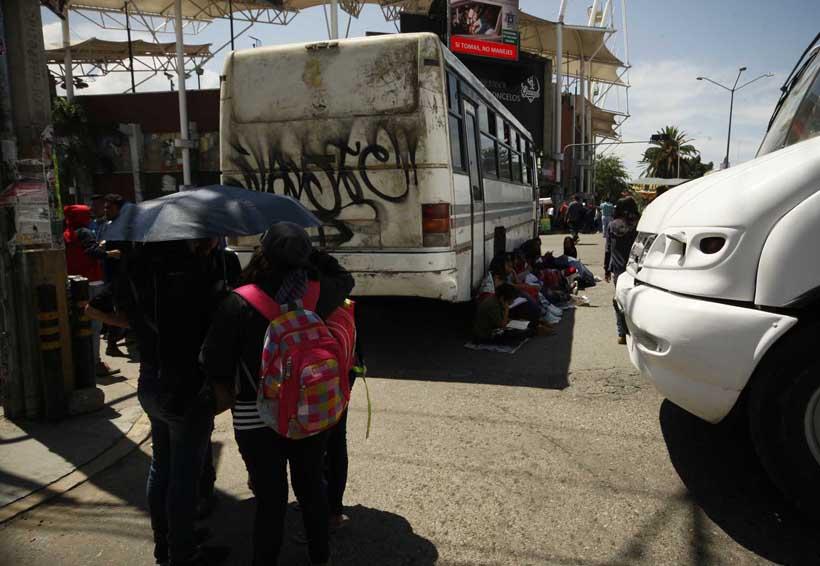 Sección 22 insiste en plazas automáticas | El Imparcial de Oaxaca