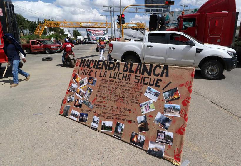 Desde Hacienda Blanca hasta Putla,  iniciaron bloqueos por Nochixtlán | El Imparcial de Oaxaca
