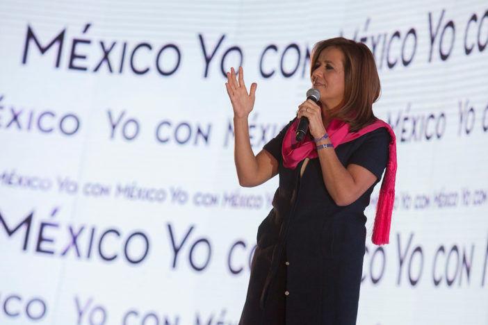 Gira por 45 ciudades del país es financiada por ciudadanos: Margarita Zavala | El Imparcial de Oaxaca
