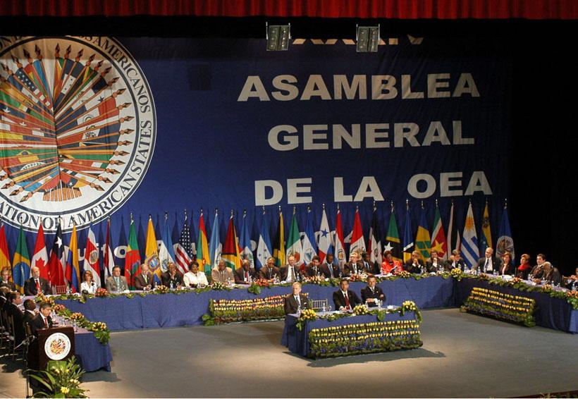 OEA reanuda este lunes reunión de consulta sobre Venezuela | El Imparcial de Oaxaca