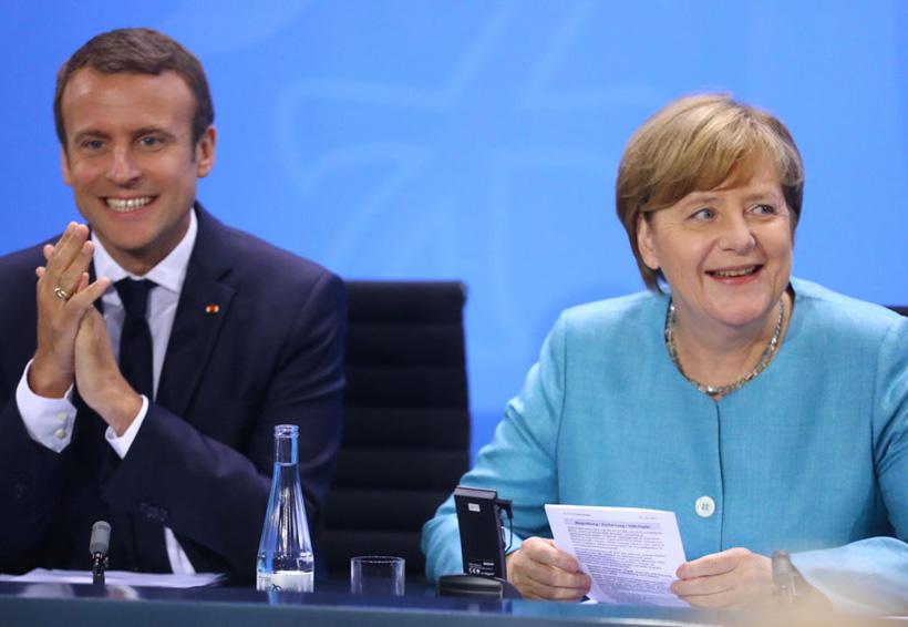 Alemania y Francia defenderán el Acuerdo de París en G20   El Imparcial de Oaxaca