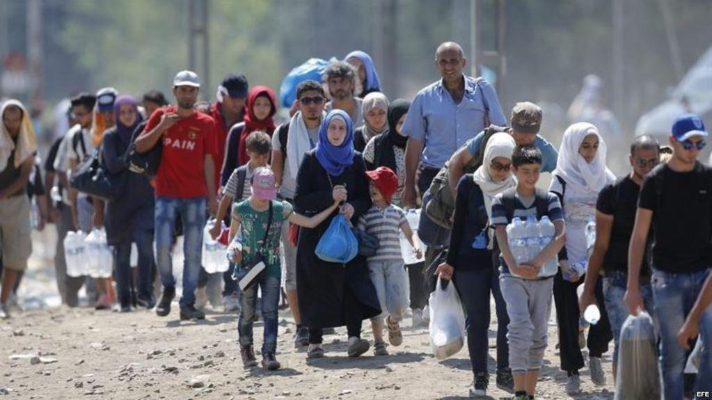 UE sancionará a Hungría, Polonia y República Checa por no recibir a refugiados | El Imparcial de Oaxaca