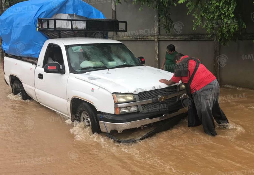 Reportan inundaciones en colonias y agencias de Salina Cruz   El Imparcial de Oaxaca