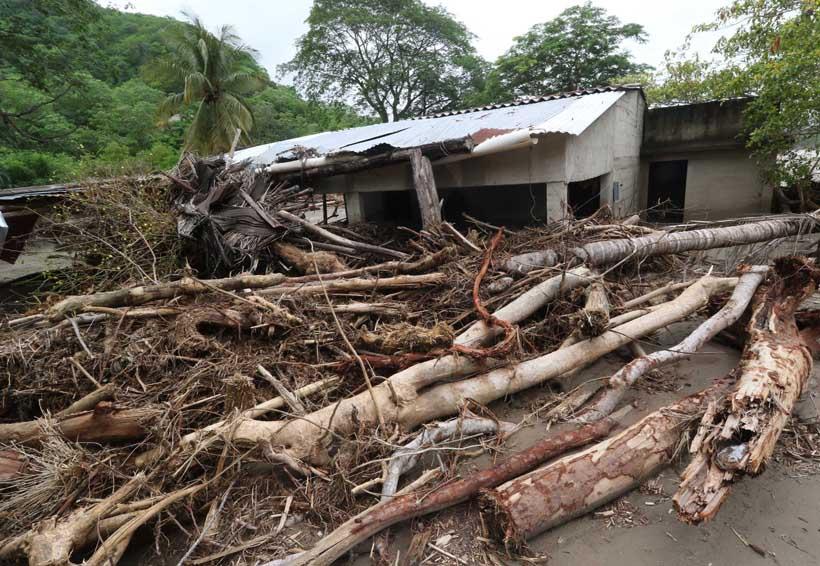 Con TT Calvin, aumentan los daños en regiones de Oaxaca | El Imparcial de Oaxaca