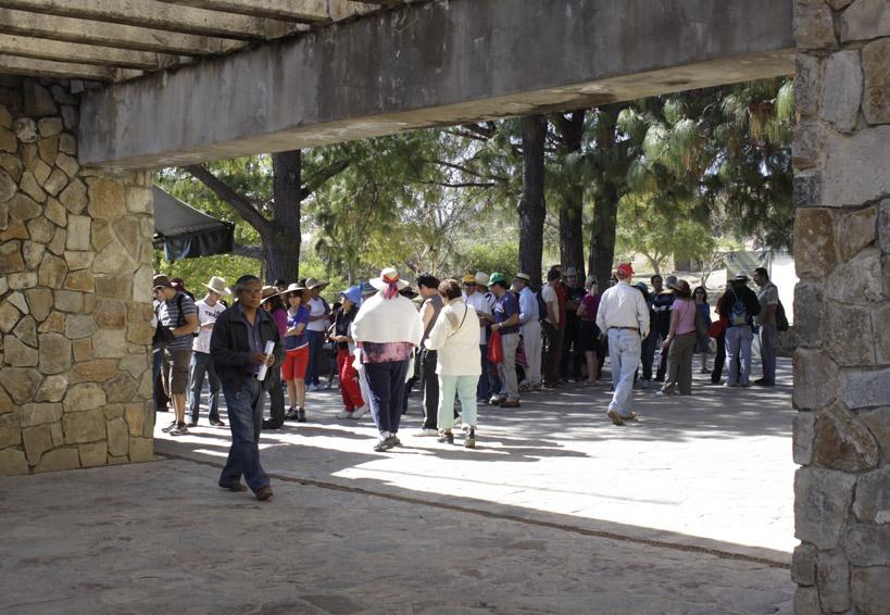 Monte Albán como reflejo del conflicto | El Imparcial de Oaxaca
