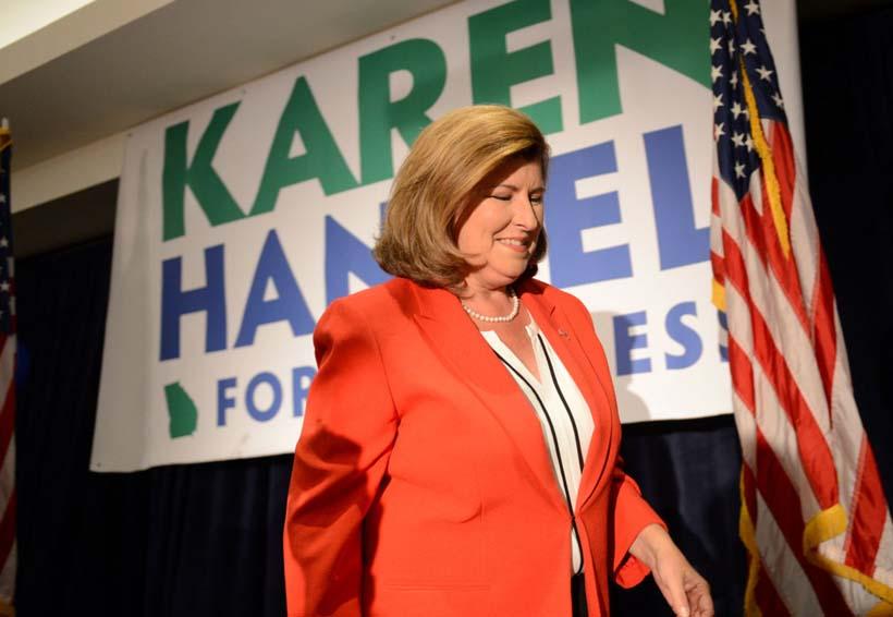 Candidata republicana Karen Handel gana comicios en Georgia   El Imparcial de Oaxaca