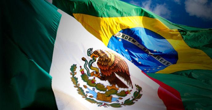 México y Brasil negocian esta semana intercambio económico-comercial   El Imparcial de Oaxaca