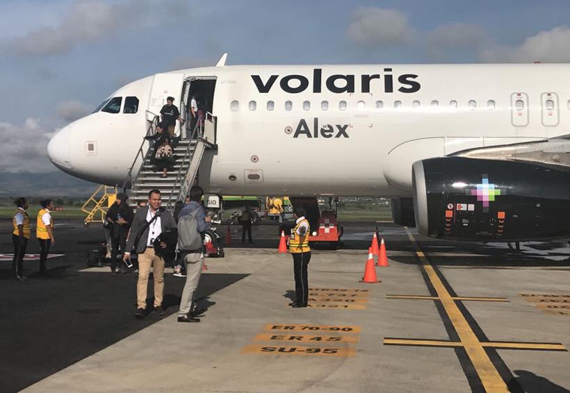 Inaugura Volaris nuevas rutas a Oaxaca   El Imparcial de Oaxaca