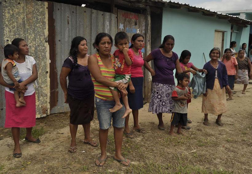 5 años para reconstruir San Francisco Ozolotepec | El Imparcial de Oaxaca