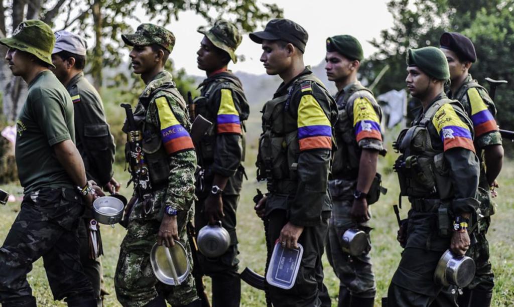 Podría FARC aplazar la dejación de armas tras la captura de un guerrillero | El Imparcial de Oaxaca