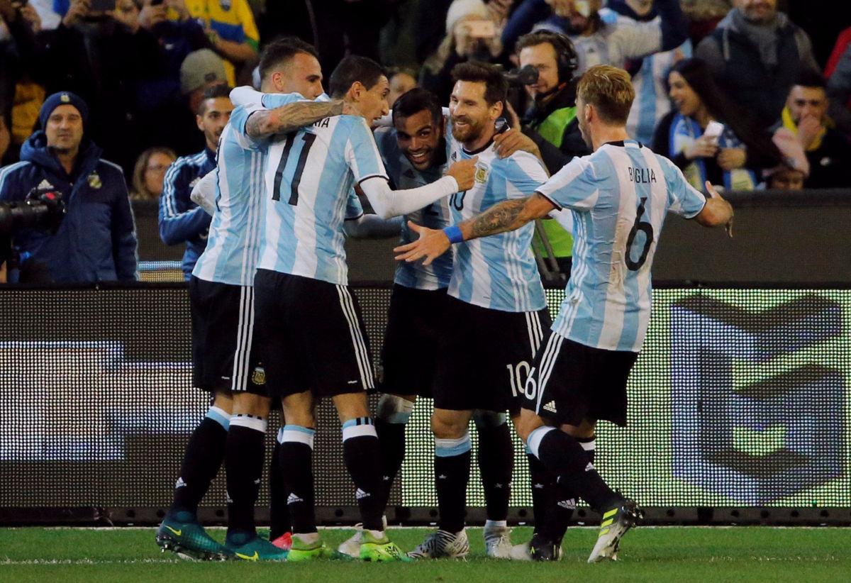 Argentina derrota a Brasil en primer partido de 'era Sampaoli' | El Imparcial de Oaxaca