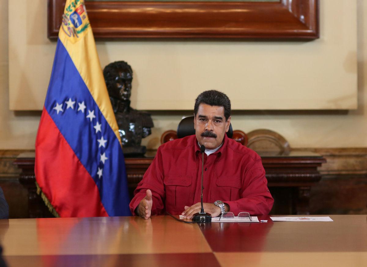Twitter desactivó miles de cuentas de chavistas: Maduro   El Imparcial de Oaxaca