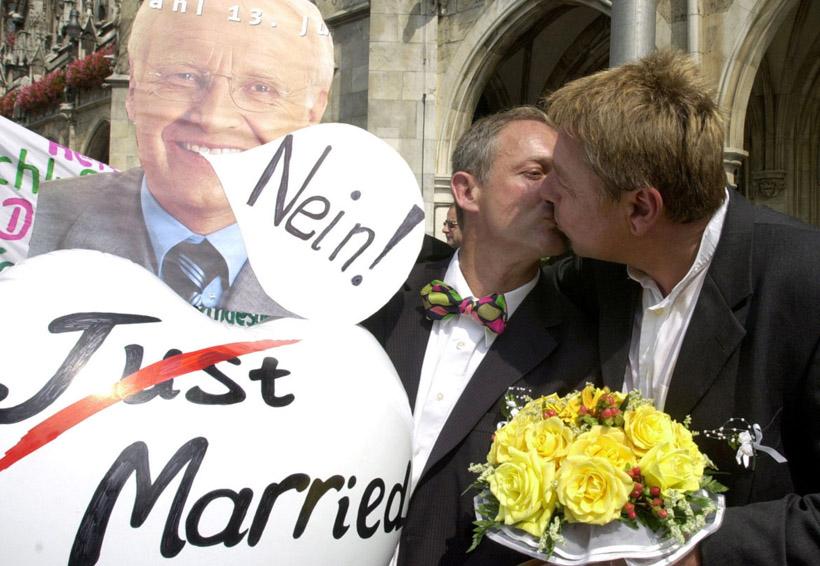 Buscan incluir en constitución matrimonios homosexuales en Alemania   El Imparcial de Oaxaca