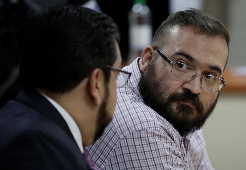 Se espera en una semana llegada de Javier Duarte a México: PGR | El Imparcial de Oaxaca