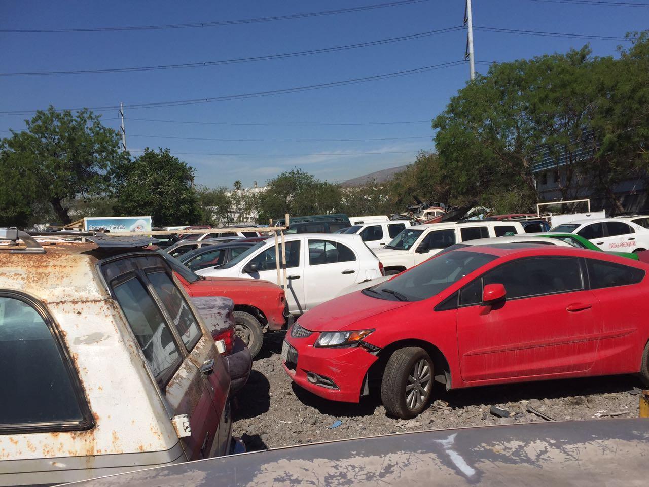 Rematará municipio vehículos chatarra | El Imparcial de Oaxaca