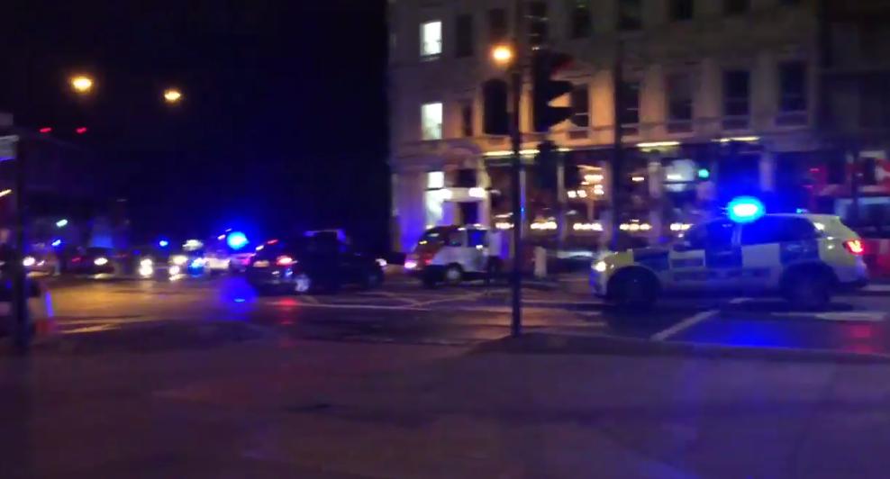 Un coche atropella a varios peatones en Londres | El Imparcial de Oaxaca
