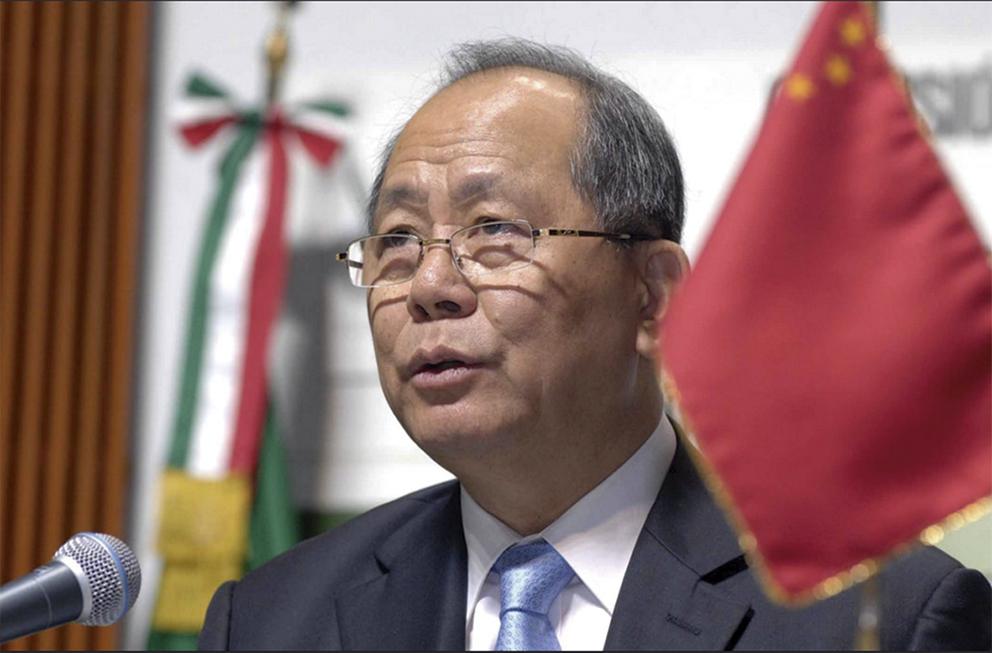 Hay puertas abiertas para analizar TLC con México, asegura embajada China   El Imparcial de Oaxaca