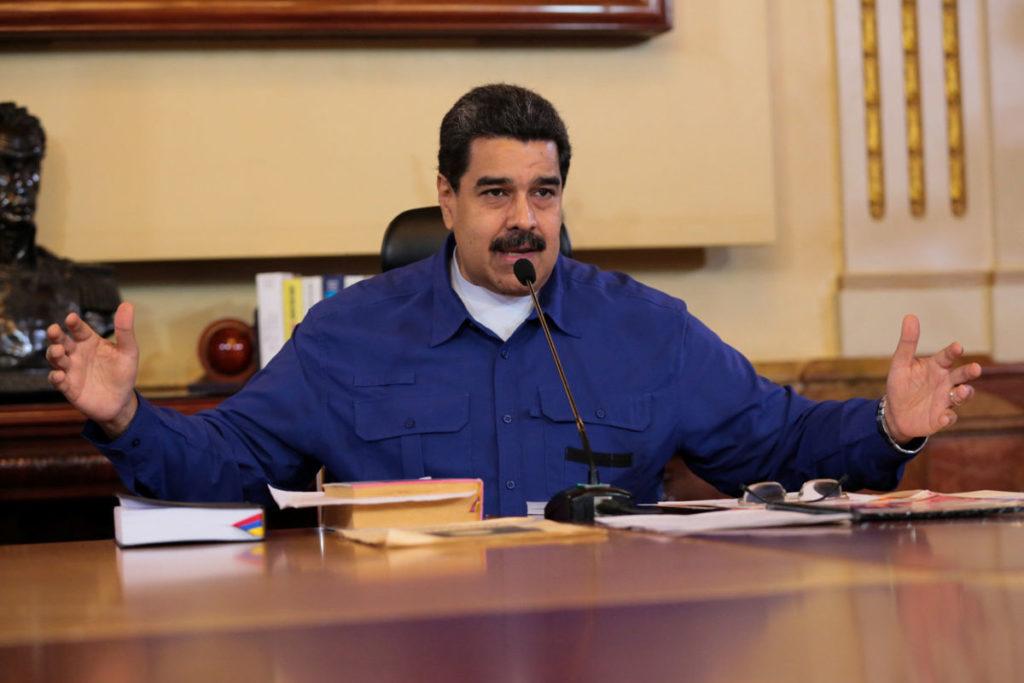 Proceso para cambiar Constitución venezolana es irreversible: Maduro | El Imparcial de Oaxaca