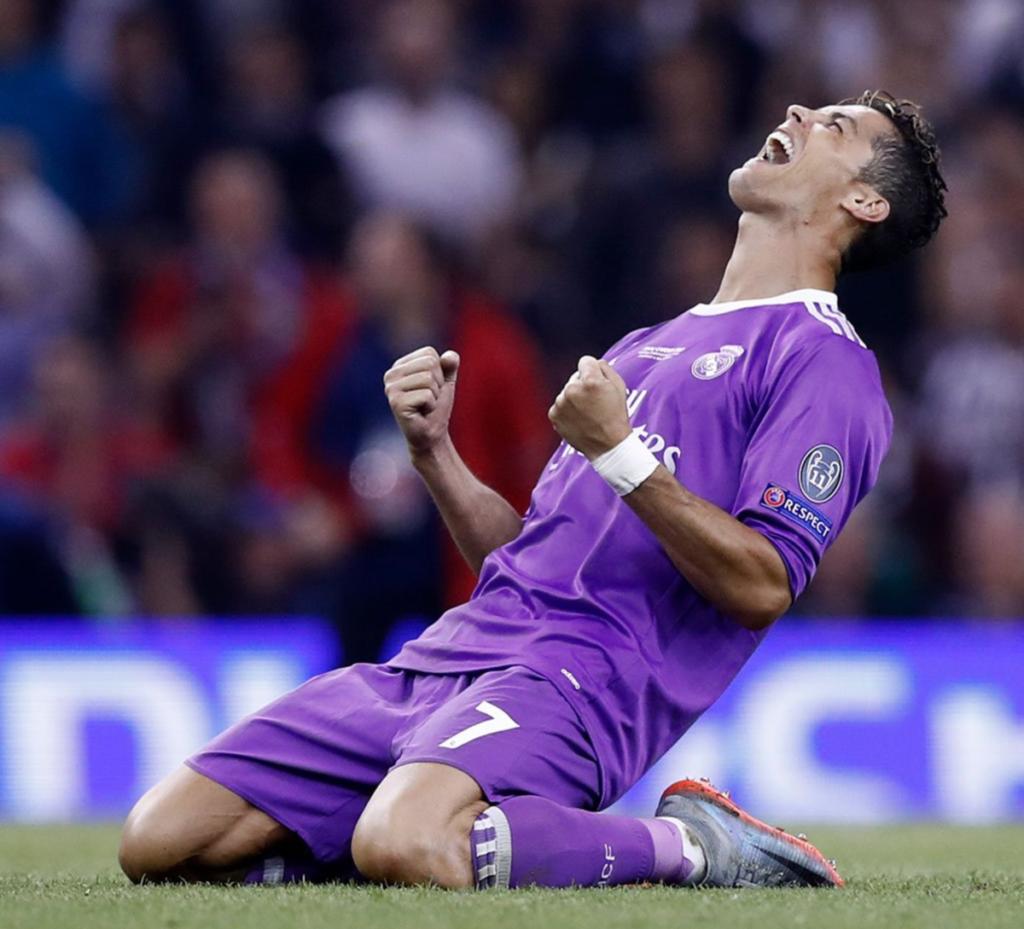Cristiano Ronaldo, jugador más valioso en final de la 'Champions' | El Imparcial de Oaxaca