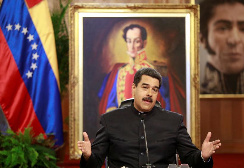 Maduro amenaza con cárcel a quienes entorpezcan elección del Constituyente | El Imparcial de Oaxaca